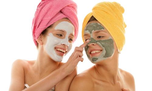 Маски для лица в бане