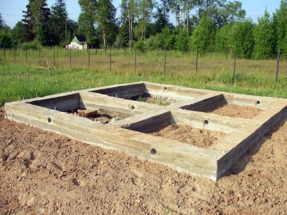 Фундамент под баню 3х3 своими руками фото 315